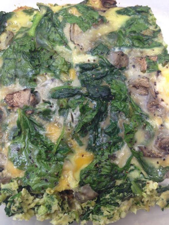 egg bake