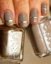 oct wedding nails